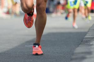 45353630 - marathon runners